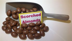 Picture of Scorched Almonds - Milk Chocolate