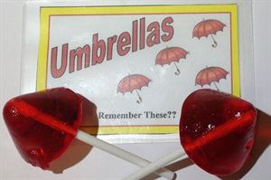 Picture of Umbrellas (12 pieces)