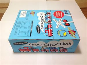 Picture of Choo Choo Bars - Licorice 20gm