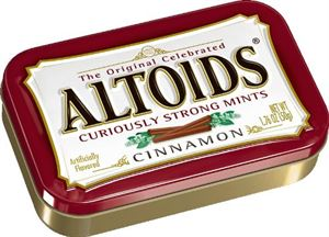 Picture of Altoids Cinnamon 50g