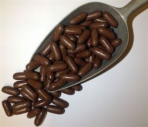 Picture of Milk Chocolate Raspberry Bullets