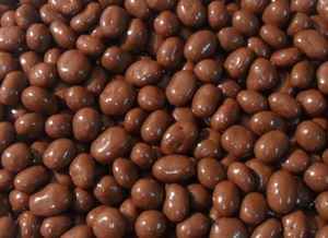 Picture of Chocolate Peanuts