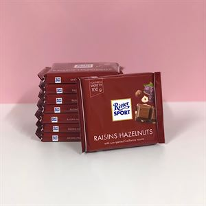 Picture of Ritter Sport - Raisins Hazelnuts 100g