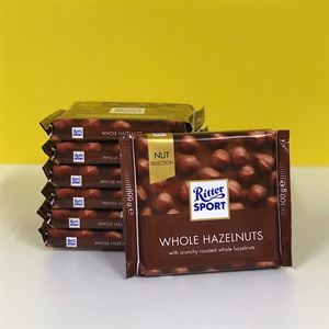 Picture of Ritter Sport - Whole Hazelnuts 100g