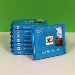 Picture of Ritter Sport - Alpine Milk 100g