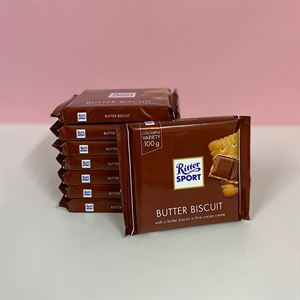 Picture of Ritter Sport - Butter Biscuit 100g