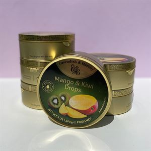 Picture of Cavendish & Harvey Mango Kiwi Drops 200g
