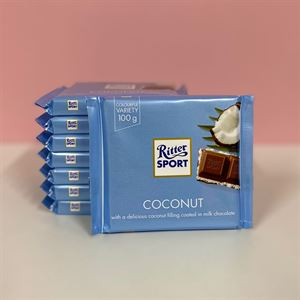 Picture of Ritter Sport - Coconut 100g